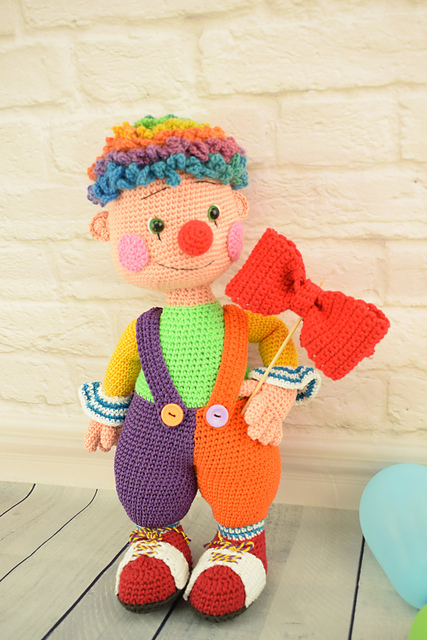 Amigurumi Doll Zeynep Free Crochet Pattern - Amigurumi Free Patterns | 640x427