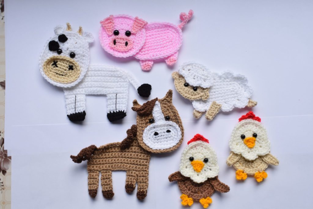 PATTERN Crochet cow pattern crochet farm animals amigurumi   Etsy   683x1024